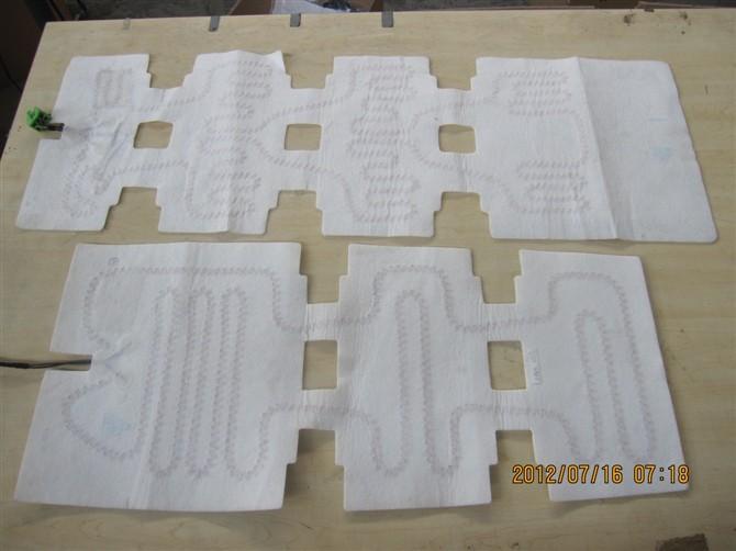奥迪 合金丝座椅加热垫 免裁剪 座椅加热设备 批发量大优惠